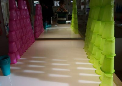 Farbenspiel Überbetriebliche Kindertagesstätte Lörrach