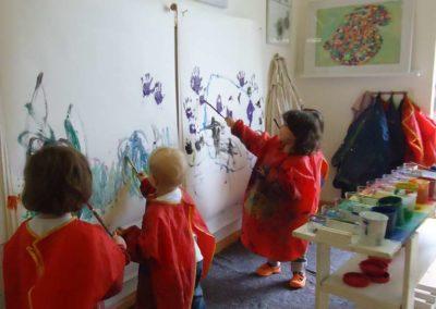 Atelier Überbetriebliche Kindertagesstätte Lörrach