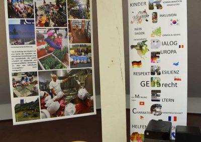 Plakate (28.03.2019 - Zertifizierung zur reggio-inspirierten Einrichtung)